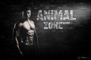 Poster for Animal Zone Gym